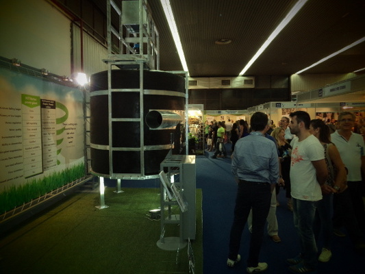 KCT at the KapaLamda stand, Thessaloniki International Fair Beta Launch